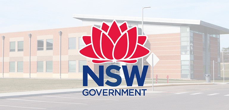 NSW Department of Education logo